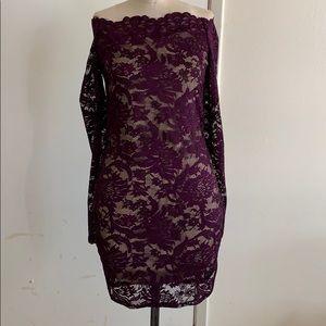 Nasty Girl lace dress
